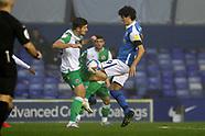 Birmingham City v Millwall 281120