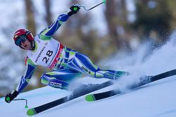 09.02.2011, Kandahar, Garmisch Partenkirchen, GER, FIS Alpin Ski WM 2011, GAP, Herren Super G, im Bild Andrej Sporn (SLO) // Andrej Sporn (SLO) during Men Super G, Fis Alpine Ski World Championships in Garmisch Partenkirchen, Germany on 9/2/2011. EXPA Pictures © 2011, PhotoCredit: EXPA/ J. Groder