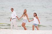 Family on the Beach, Destin, Florida