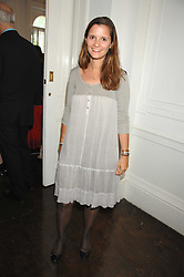OLIVIA HOARE at a lunch in aid of African Solutions To African Problems held at Il Bottaccio, 9 Grosvenor Place, London on 20th May 2008.<br />