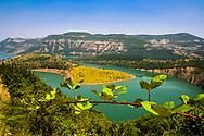 Green meander of Arda river