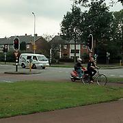 Kruising Driftweg - Bestevear - Karel Doormanlaan Huizen
