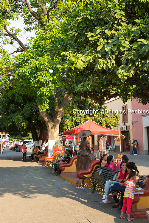 Town of Tequila, Jalisco, Mexico