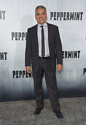 August 30, 2018 - Los Angeles, California, USA - 8/28/18.John Ortiz at the premiere of ''Peppermint'' held at the Regal Cinemas LA Live in Los Angeles, CA, USA. (Credit Image: © Starmax/Newscom via ZUMA Press)