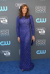 23rd Annual Critics' Choice Awards - Arrivals. 11 Jan 2018 Pictured: Allison Janney. Photo credit: Jaxon / MEGA TheMegaAgency.com +1 888 505 6342