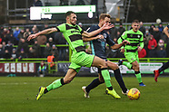 Forest Green Rovers v Bury 190119
