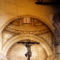 Central America, Cuba, Havana. Basilica Menor de San Francisco de Asis.