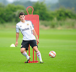 Bristol City Youth Player - Photo mandatory by-line: Dougie Allward/JMP - Tel: Mobile: 07966 386802 28/06/2013 - SPORT - FOOTBALL - Bristol -  Bristol City - Pre Season Training - Npower League One