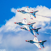 USAF Thunderbirds, Traverse City Michigan