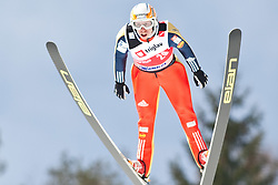18.03.2010, Triglav, Planica, SLO, FIS SKI Flying World Championships 2010, Qualifikation, im Bild PIKL Primoz ( SLO, #29 ), EXPA Pictures © 2010, PhotoCredit: EXPA/ J. Groder / SPORTIDA PHOTO AGENCY