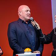 NLD/Amsterdam/20180201 - Presentatie This is Holland, Vivienne van Assem en oa Andre Kuipers