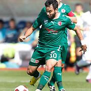 Bursaspor's Volkan SEN during their Turkish Superleague soccer match Kasimpasa between Bursaspor at the Recep Tayyip Erdogan stadium in Istanbul Turkey on Sunday 15May 2011. Photo by TURKPIX