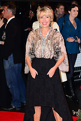 Emma Thompson at the World Premiere of 'Saving Mr Banks'. Odeon, London, United Kingdom. Sunday, 20th October 2013. Picture by Nils Jorgensen / i-Images