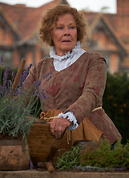 RELEASE DATE: May 10, 2019 TITLE: All is True STUDIO: Sony Pictures Classics DIRECTOR: Kenneth Branagh PLOT: A look at the final days in the life of renowned playwright William Shakespeare. STARRING: JUDI DENCH as Anne Hathaway. (Credit Image: © Sony Pictures Classics/Entertainment Pictures/ZUMAPRESS.com)