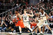 2018 NCAA Men's Basketball,Division 1 Second Round<br /> <br /> No.11 Syracuse vs.No.3 Michigan State