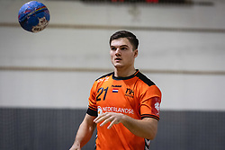 25-10-2019 SLO: Slovenia - Netherlands, Ormoz<br /> Kay Smiths of Nederland during friendly handball match between Slovenia and Nederland, on October 25, 2019 in Sportna dvorana Hardek, Ormoz, Slovenia.