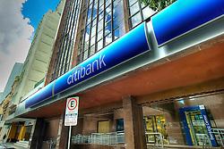 Citibank é o segundo maior banco dos Estados Unidos da América com sede em Nova York, que faz parte do Citigroup Fnc, o maior banco do mundo no ramo varejista e um dos maiores em outros ramos. No Brasil, tem sua sede em São Paulo, na Avenida Paulista. Durante os anos 80, foi o maior credor privado da dívida externa brasileira. No mundo, possui ativos da ordem de US$ 2,6 trilhões, mais de 27 vezes os ativos do banco Bradesco. FOTO: Jefferson Bernardes/Preview.com