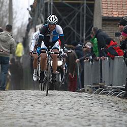 Sportfoto archief 2013<br /> Ronde van Vlaanderen Maarten Tjallingi