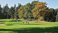 EEMNES - Hole 1. Golfbaan de GOYER. COPYRIGHT KOEN SUYK