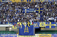 tifosi Hellas Verona Supporters <br /> Verona 10-05-2015 Stadio Bentegodi Football Calcio Serie A 2014/2015 Chievo Verona - Hellas Verona foto Daniele Buffa/Image Sport/Insidefoto