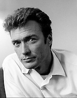 American actor Clint Eastwood seen in London in 1969. Photographed by Terry Fincher