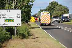 Road Traffic Accident | Glenfarg | 23 June 2017