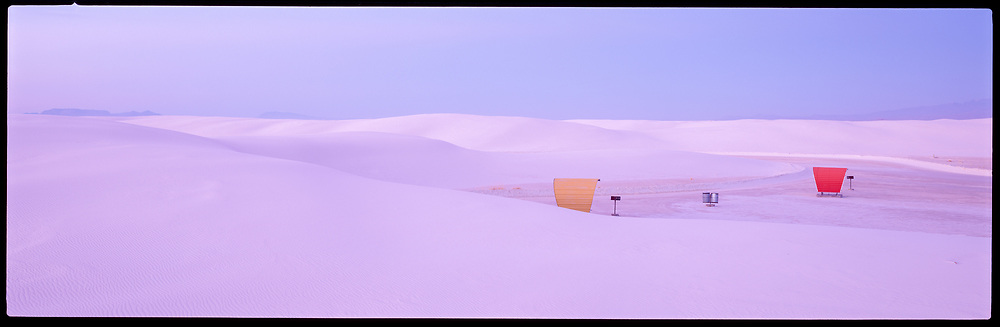 Picnic, White Sands National Monument, New Mexico, USA, 1998
