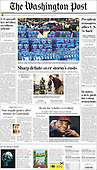 February 20, 2021 (USA): Front-page: Today's Newspapers In USA