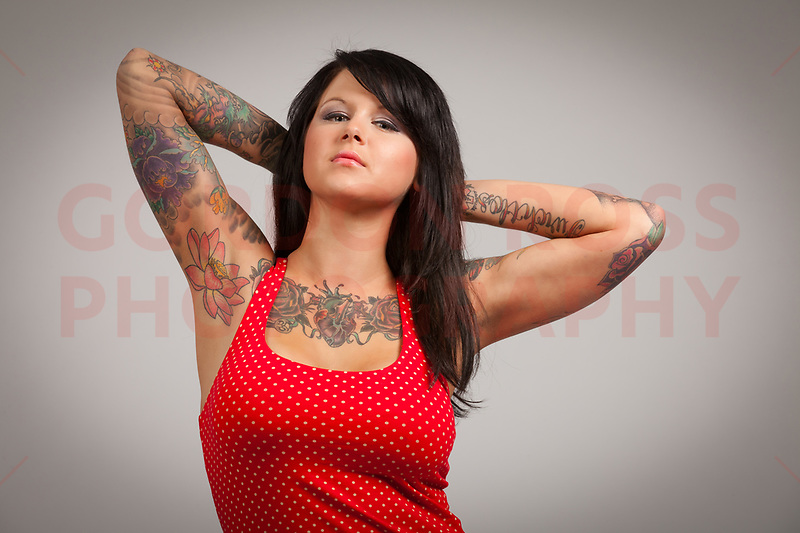 Rachel, Tattoo + You, A Photo Story of Body Ink