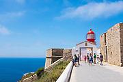 Cabo de São Vicente, Algarve, Portugal