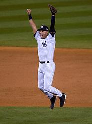 Derek Jeter and the New York Yankees win, 2009