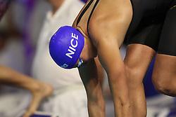 November 14, 2018 - Montpellier, France - charlotte bonnet championne france 100 m nage libre (Credit Image: © Panoramic via ZUMA Press)
