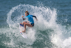 September 6, 2017 - San Clemente, California, USA - Lakey Peterson surfs in her heat during the Swatch Pro at Lower Trestles at San Onofre State Beach south of San Clemente on Wednesday, August 6, 2017. (Photo by Mark Rightmire, Orange County Register/SCNG) (Credit Image: © Mark Rightmire/The Orange County Register via ZUMA Wire)