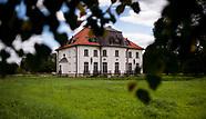 Letnia rezydencja Branickich w Choroszczy na Podlasiu