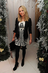 Chloe Madeley at the launch of the English National Ballet's Christmas season 2009 held at the St.Martin;s Lane Hotel, London on 15th December 2009.