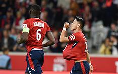 Lille OSC vs Estac Troyes  - 14 October 2017