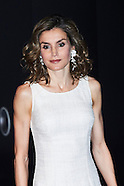 071216 Queen Letizia Delivery of the third edition of 'Foundation Spain-India Council Award'