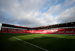 General view of the Bet365 Stadium ahead of the Sky Bet Championship match between Stoke City' and Ipswich Town