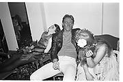 Piers Gaveston Ball, Park Lane Hotel 13.05.83©  -DO NOT ARCHIVE-© Copyright Photograph by Dafydd Jones. 248 Clapham Rd. London SW9 0PZ. Tel 0207 820 0771. www.dafjones.com.