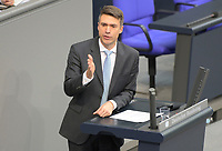 DEU, Deutschland, Germany, Berlin, 20.11.2020: Stefan Müller (CSU) bei einer Rede im Plenarsaal des Deutschen Bundestags.