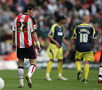 Photo: Lee Earle.<br /> Southampton v Derby County. Coca Cola Championship. Play Off Semi Final, 1st Leg. 12/05/2007.Southampton's Gareth Bale.