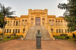 """Escola Normal Secundária de São Carlos, em São Carlos (São Paulo), foi fundada em 1911. Hoje chama-se """"Escola Estadual Dr. Álvaro Guião"""" também foi conhecida como Instituto de Educação de São Carlos. FOTO: Jefferson Bernardes/Preview.com"""