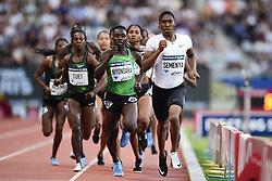 June 30, 2018 - Paris, France, France - Caster Semenya (RSA) - 800m femme (Credit Image: © Panoramic via ZUMA Press)