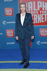 November 5, 2018 - Hollywood, California, U.S. - Jane Lynch arrives for the 'Ralph Breaks the Internet' World Premiere at the El Capitan theater. (Credit Image: © Lisa O'Connor/ZUMA Wire)
