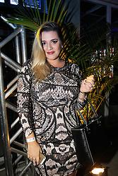 Ivana Rebeschini na festa de inauguração do Viva Open Mall. FOTO: Dani Barcellos/ Agência Preview