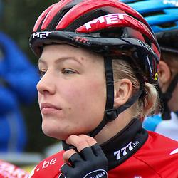 12-12-2020: Wielrennen: Veldrijden Scheldecross: Antwerpen<br /> Womensrace