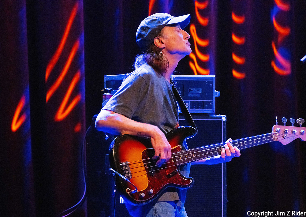 Before rejoining Mayall, Greg Rzab worked with music legends like Albert Collins, Koko Taylor, John Lee Hooker, Junior Wells, Eric Clapton, Jeff Beck, Jimmy Page, Joe Walsh, Carlos Santana, the Allman Brothers Band, Gov't Mule, and The Black Crowes.