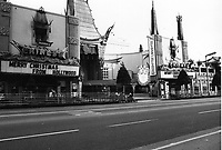 1979 Christmas at Grauman's Chinese Theater