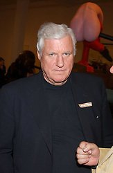 DR FRIEDRICH-CHRISTIAN FLICK the Mercedes car heir at an opening party for artist Paul McCarthy's exhibition 'LaLa Land Parody Paradise' held at the Whitechapel Gallery, 80-82 Whitechapel High Street, London E1 on 22nd October 2005.<br /><br />NON EXCLUSIVE - WORLD RIGHTS