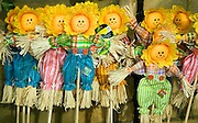 Corn dolly scarecrows on sale